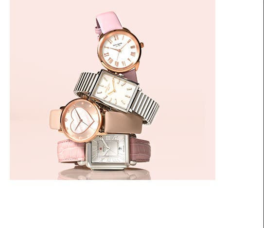 Valentine's Day watch gifts for women.