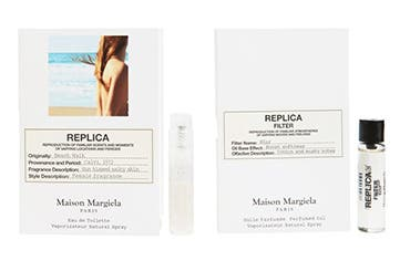 Maison Martin Margiela gift with purchase.