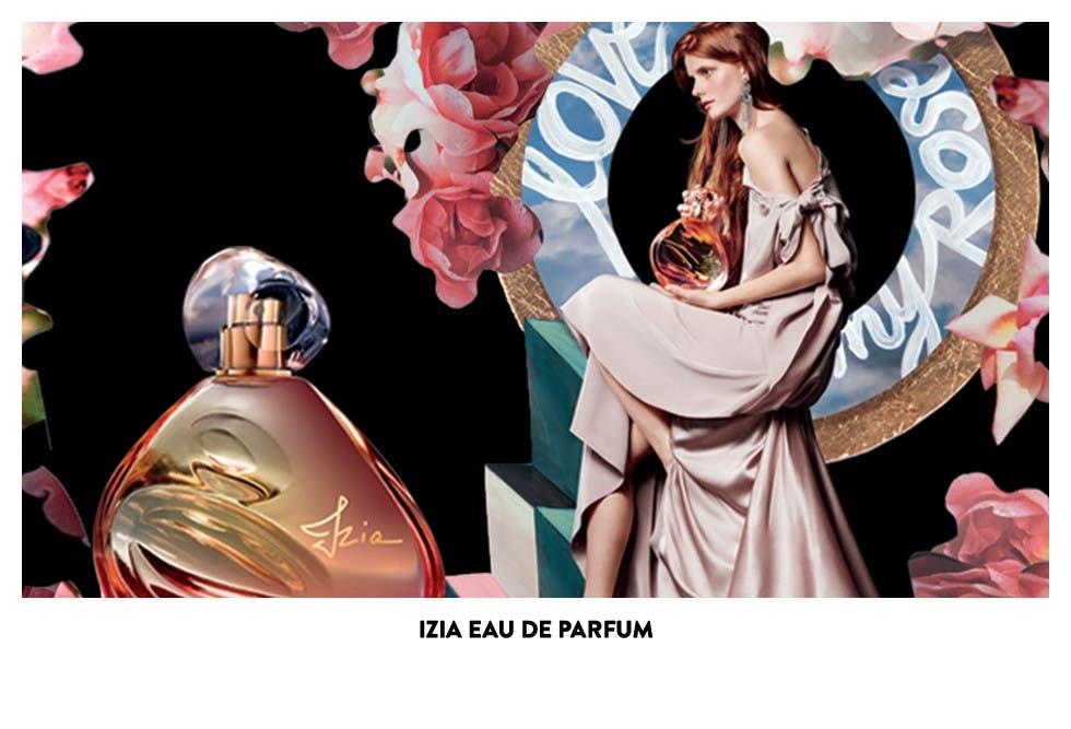 Izia Eau de Parfum.