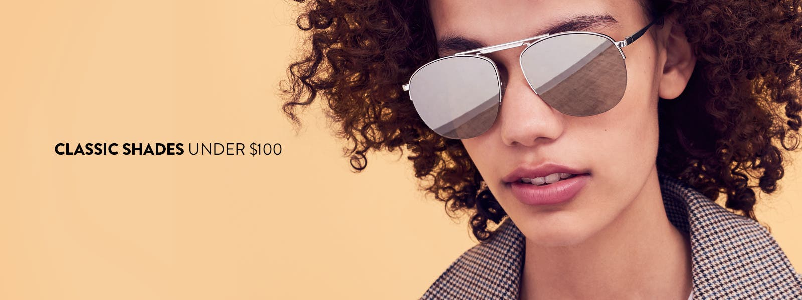 Classic shades under $100.