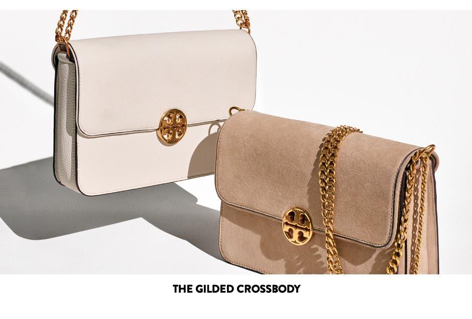 The Gilded Crossbody