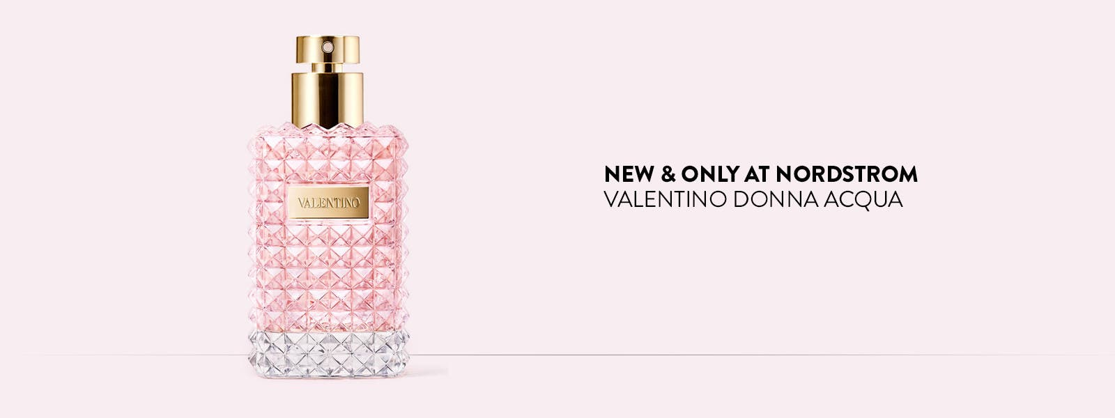 New and only at Nordstrom: Valentino Donna Acqua.