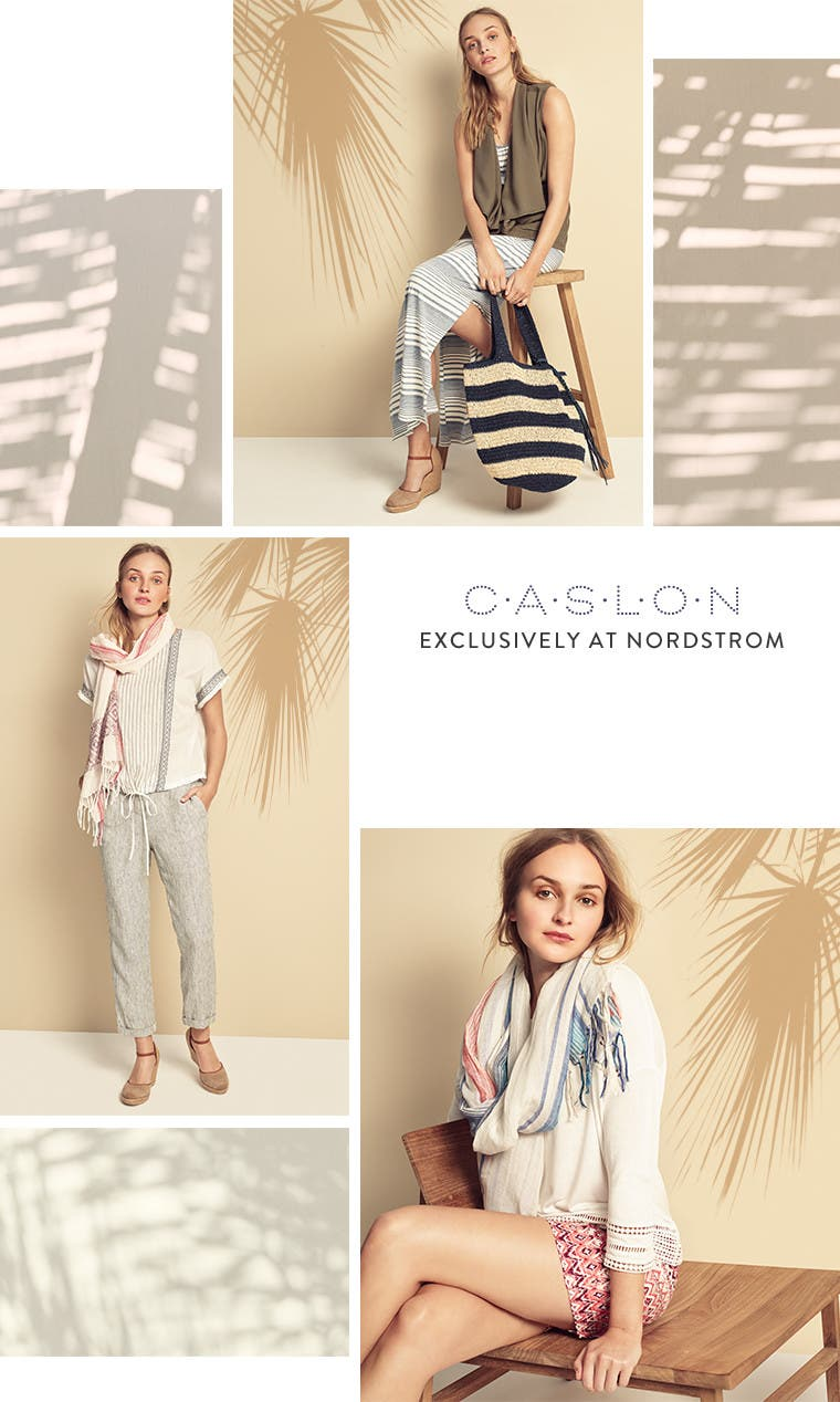 Caslon: exclusively at Nordstrom.