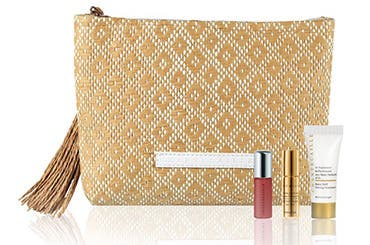 Receive a free 4-piece bonus gift with your $275 Chantecaille purchase