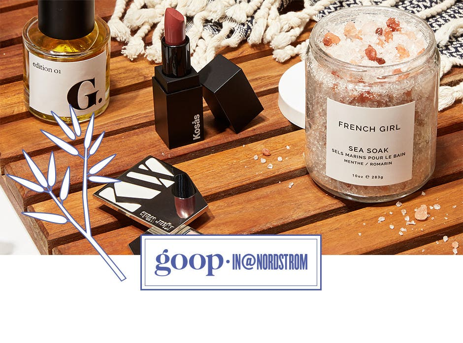 goop-In@Nordstrom.