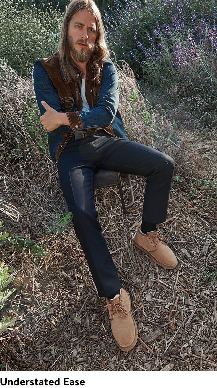 UGG Neumel Chukka boots for men.