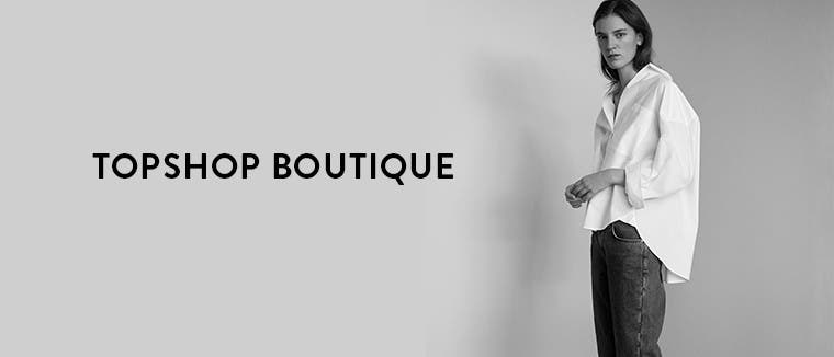 Topshop Boutique spring 2016 clothing for women.