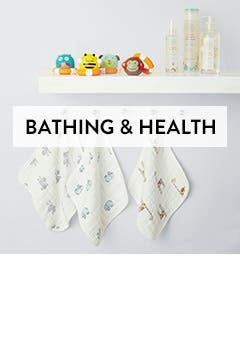 Bathing and health.
