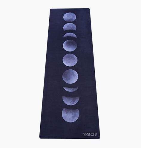 Yoga Zeal Moon Phases Mat