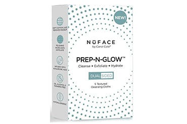 NuFACE gift with purchase.