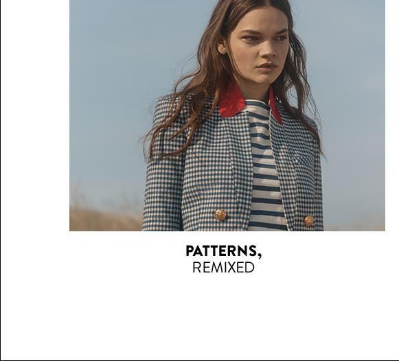 Patterns, remixed.