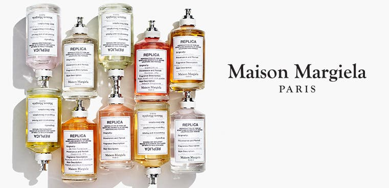 REPLICA fragrance from Maison Margiela.