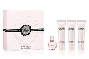 Viktor&Rolf Flowerbomb gift with purchase.