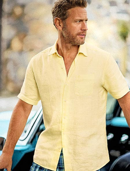 Tommy Bahama for men.