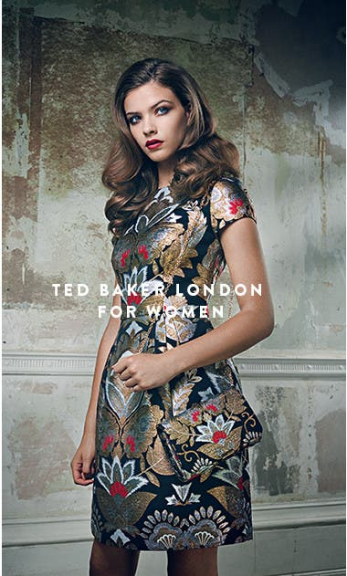 Ted Baker London for women.