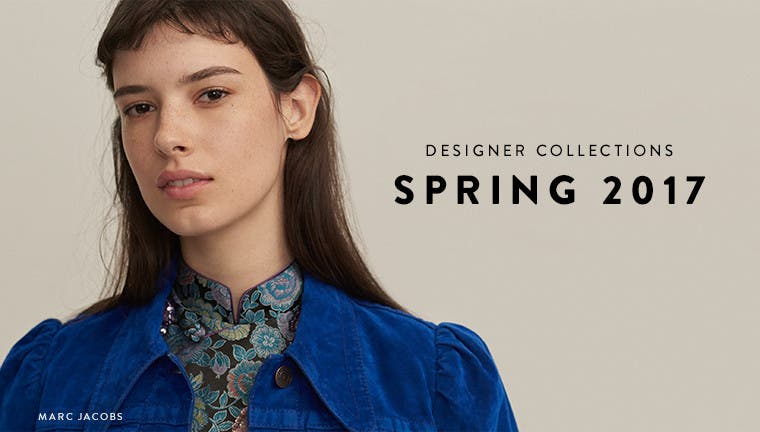 Designer collections spring 2017.