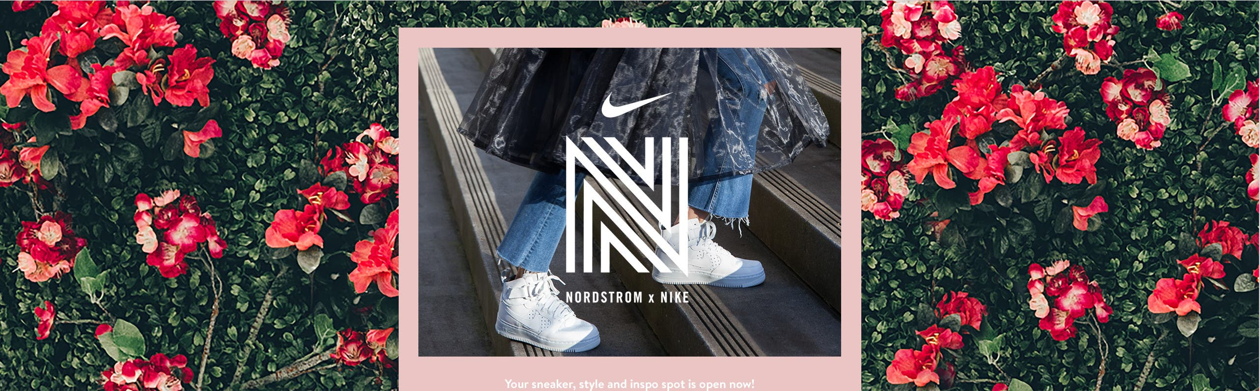 Nordstrom times Nike