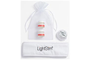 LightStim gift with purchase.