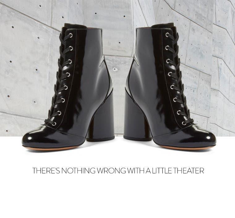 Marc Jacobs shoes.