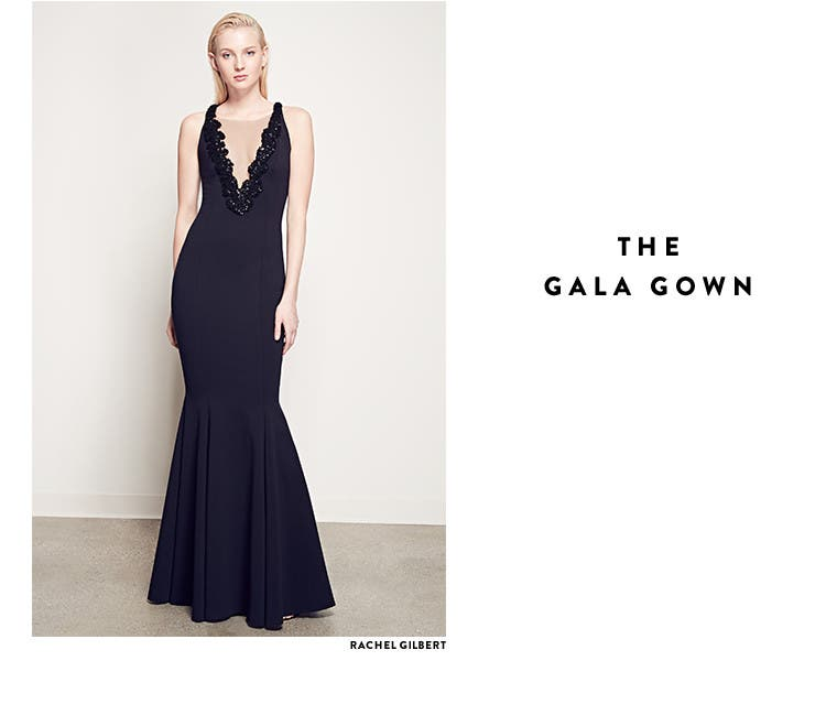 The gala gown.