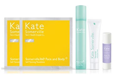 Receive a free 5-piece bonus gift with your $125 Kate Somerville purchase
