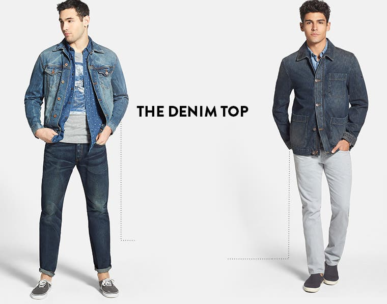 Men's Jeans Guide: Denim Style & Outfit Tips | Nordstrom