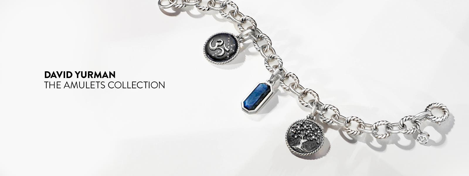 David Yurman The Amulets Collection.