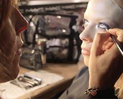 Charlotte Tilbury makeup.