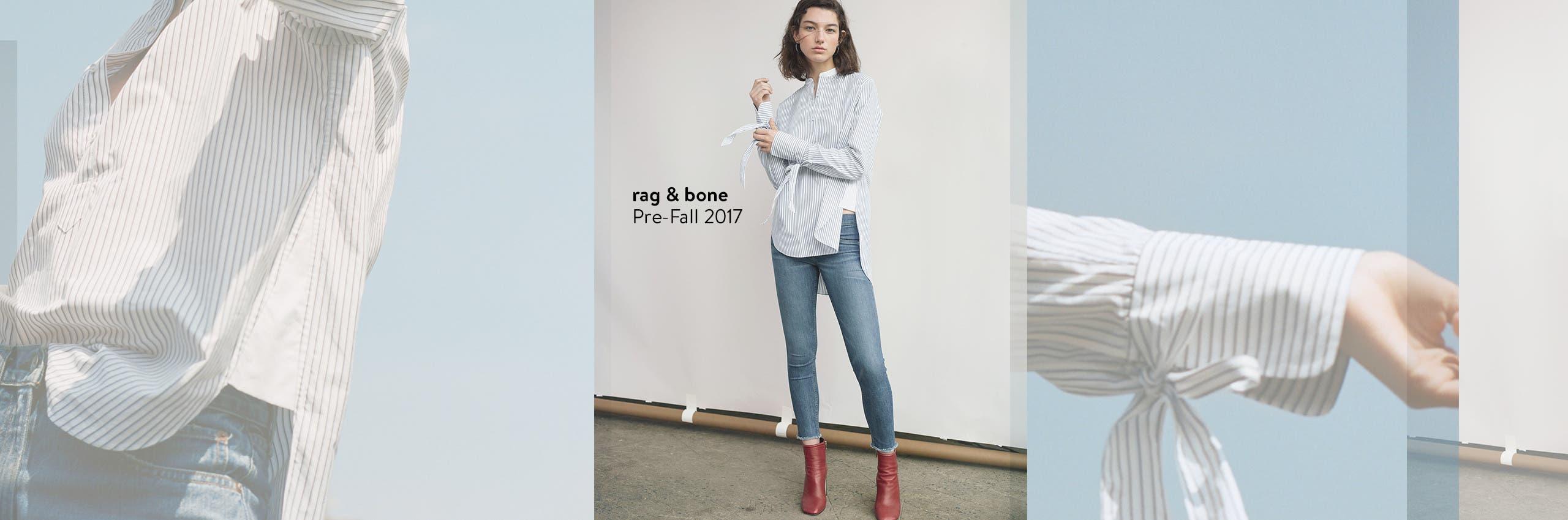 rag & bone for women, fall 2017.