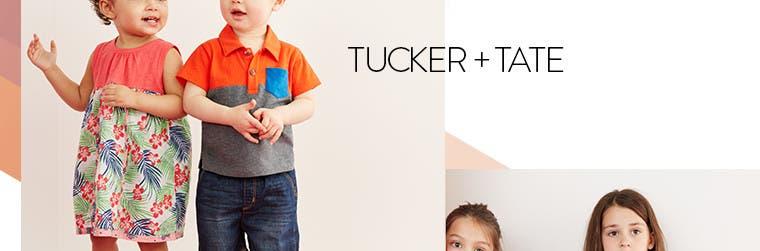 Tucker + Tate clothing.
