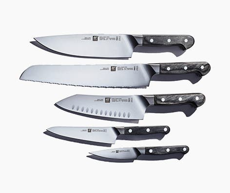 Zwilling J.A. Henckles 8-Piece Knife Set