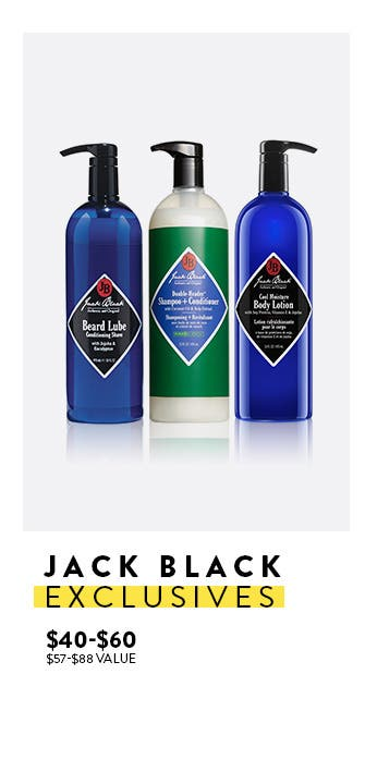 Anniversary Sale: save on grooming exclusives for men.