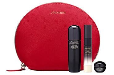 Receive a free 4-piece bonus gift with your $150 Shiseido purchase