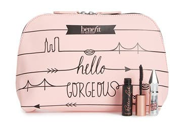 Benefit gift with purchase.