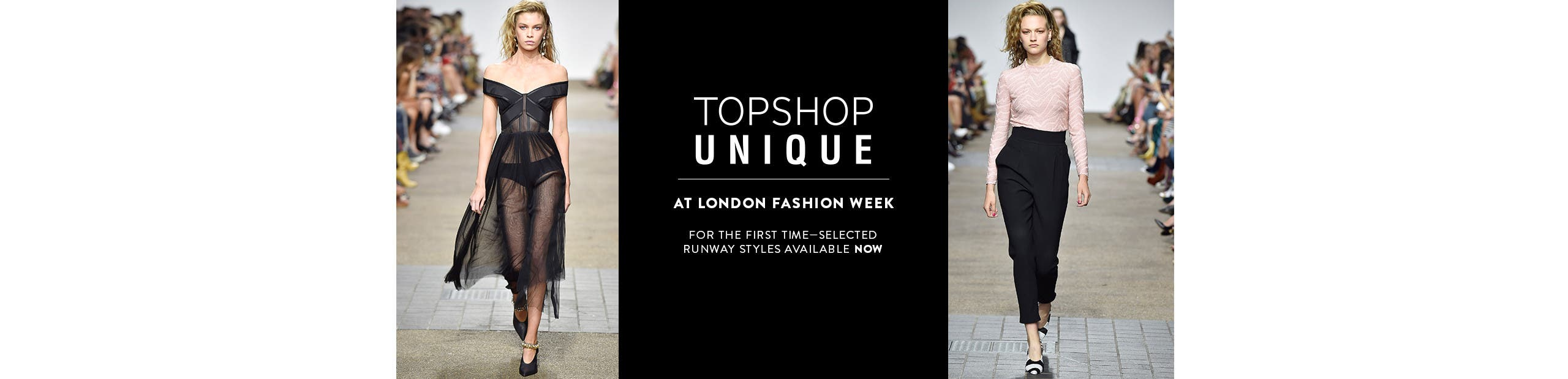 Topshop: Spring 2017 styles available NOW.
