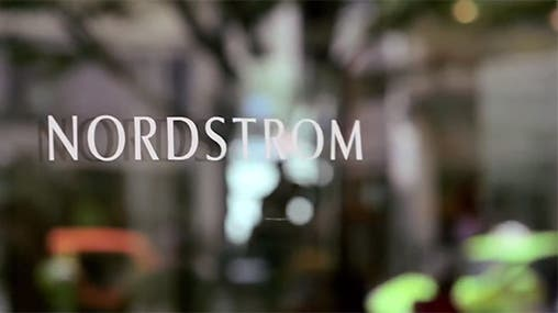 Play video about Nordstrom Cares.