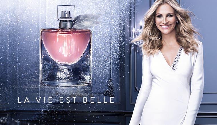 La Vie Est Belle: a Lancôme fragrance.