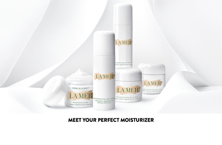 Meet your perfect moisturizer.