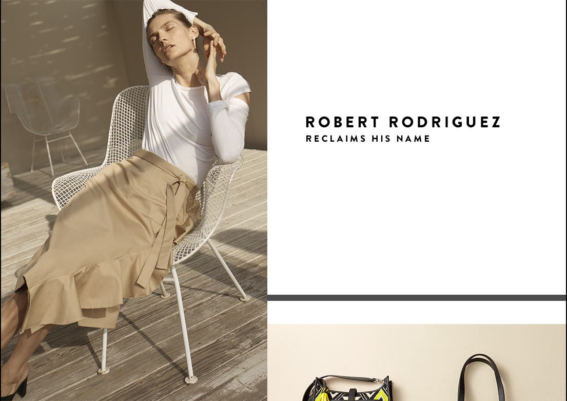 Robert Rodriguez returns.