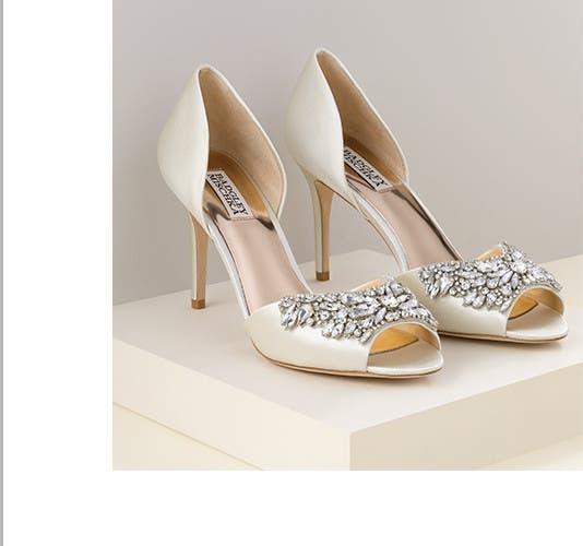 Bridal Shoes Ottawa: Bridal Gowns & Wedding Party Apparel