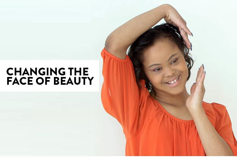 Changing the face of beauty