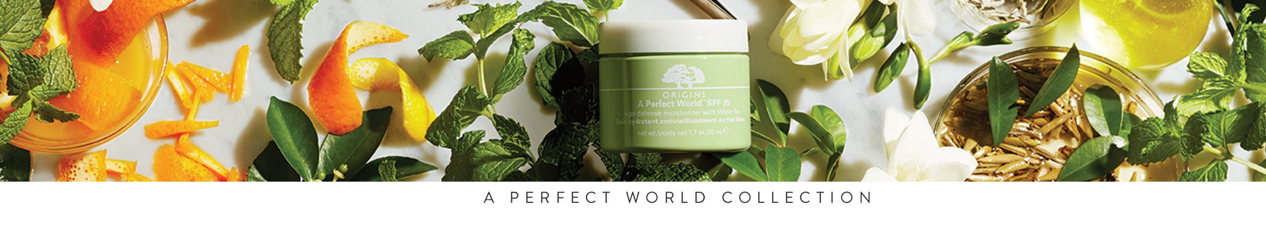 A Perfect World collection.