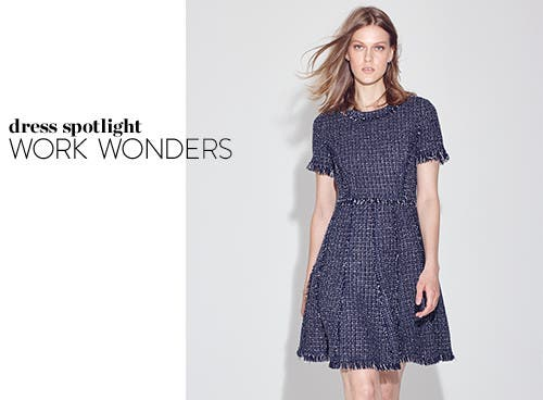 Dress Spotlight: work wonders.