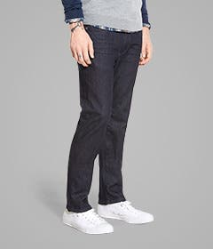Slim jeans for men.