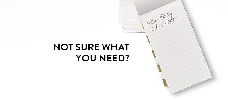 Not sure what you need?