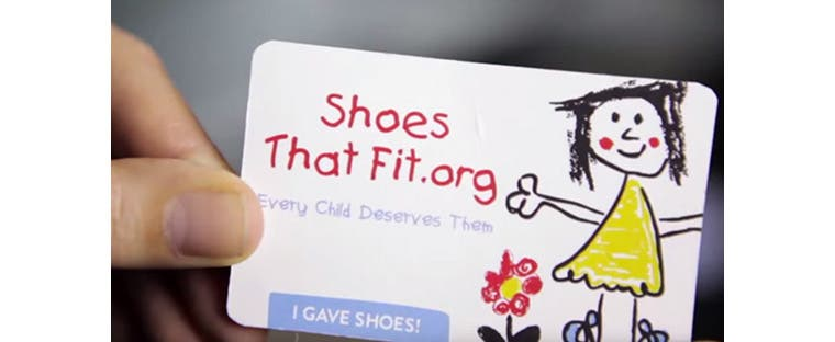 Play video about Nordstrom and Shoes That Fit.