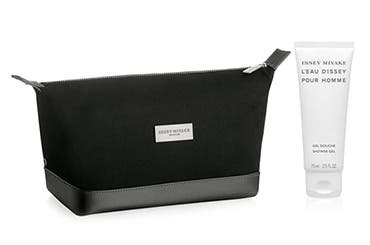 Issey Miyake gift with purchase.