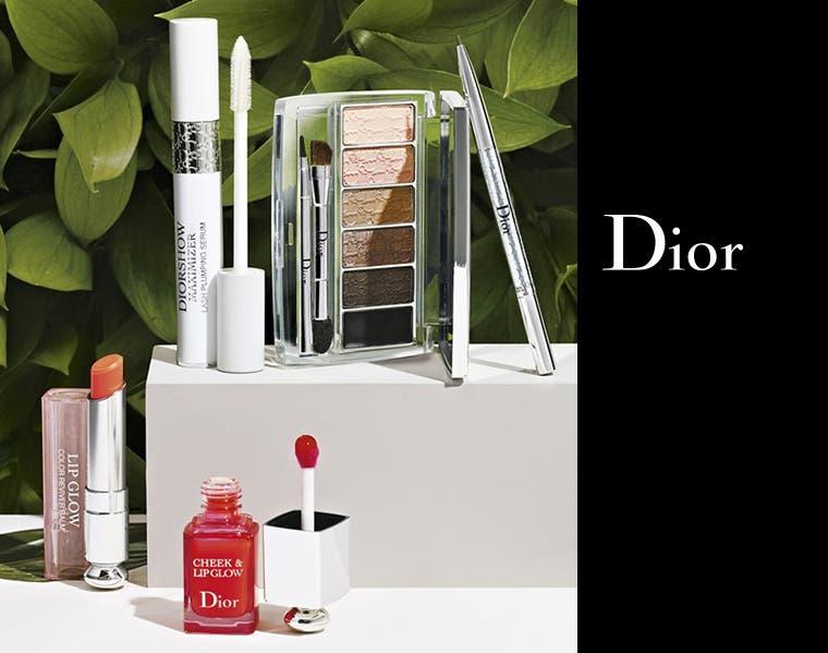 Dior beauty.