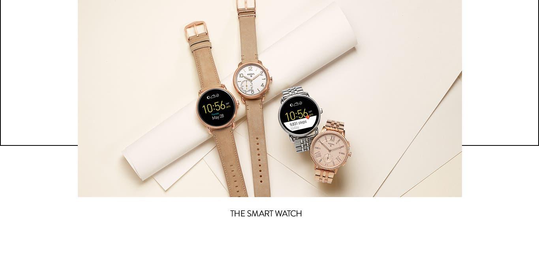 The smart watch.