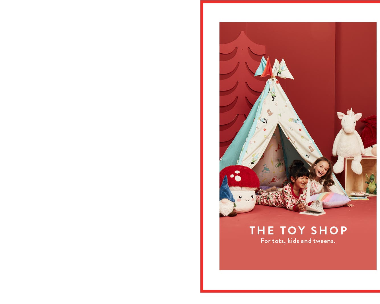 The Toy Shop.